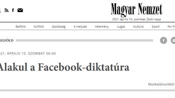 Technikai hiba miatt esett vissza a politikusok elérése a Facebookon