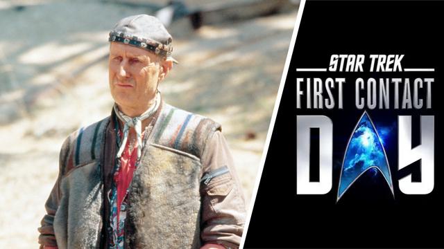 Star Trek előzetesek a Kapcso-latfelvétel Napján