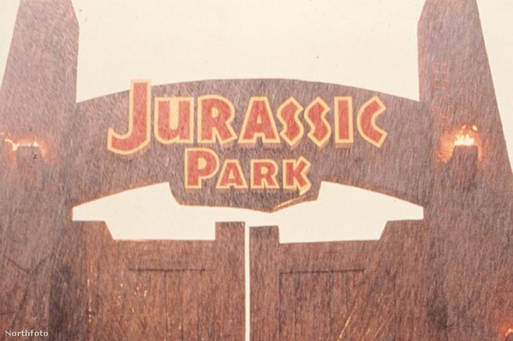 Jurassic Park 1.