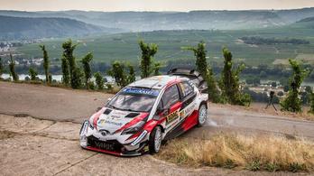 A Nürburgringen versenyezhet jövőre a WRC