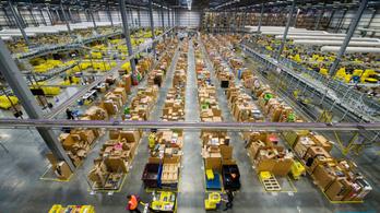 Az Amazon megint legyőzte a dolgozóit?