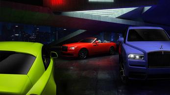 A válság ellenére pénzben úszik a Rolls-Royce