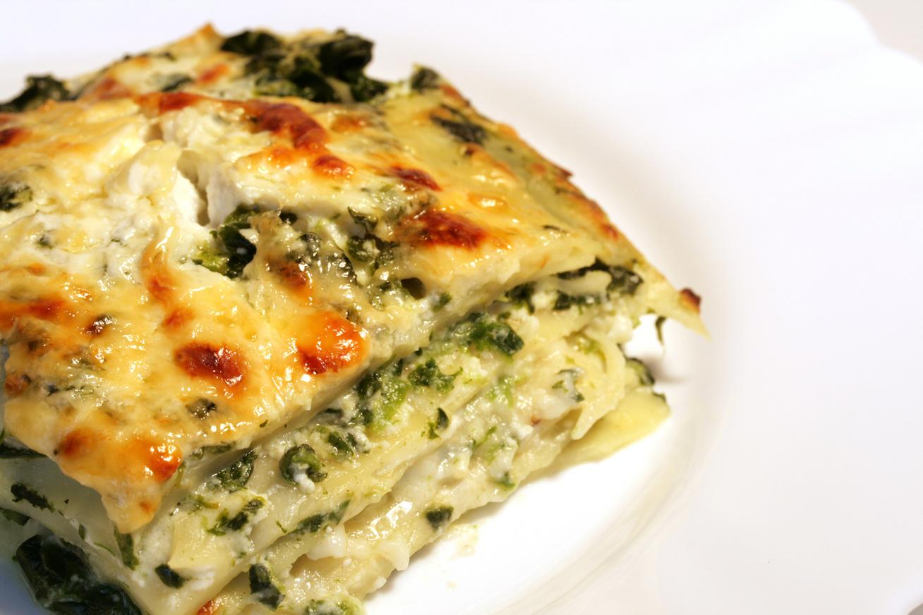 lasagne spenot