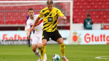 Ötgólos meccsen győzött a Dortmund Stuttgartban