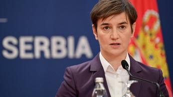 Covid–19: optimista a szerb kormányfő