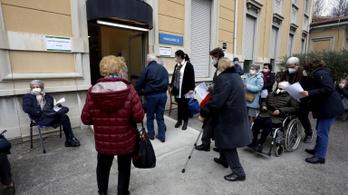 Olaszország elhibázott oltási stratégiája: alig oltják az időseket