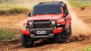 Megmentenék a brazilok apró autógyártójukat