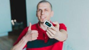 Véroxigén- és pulzusmérő (pulzoximéter) érkezett