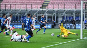 Az Inter megdöntötte az 1990-es Milan rekordját
