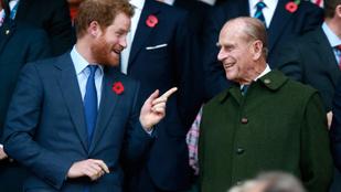 Harry herceg hazamegy nagyapja temetésére, Meghan Markle nem