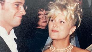 Hugh Jackman 25 évvel ezelőtti, esküvői fotóikkal vallott újra szerelmet a feleségének