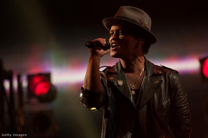 Bruno Mars 2013. május 26-án