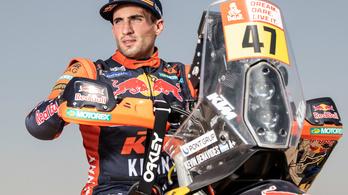 A KTM elcsábította a Honda Dakar-győztes sztárját
