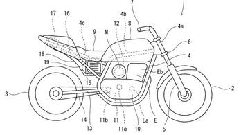 A Kawasaki a hibrid hajtásban látja a jövőt