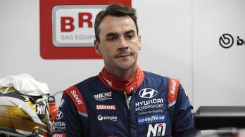 Michelisz Norbert a Hyundainál folytatja