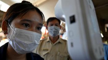 Koronavírusos, de nem megy orvoshoz? Kambodzsában börtön jár érte