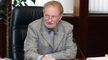 Elhunyt Erdei Árpád volt alkotmánybíró
