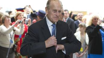 Villámgyorsan megunták a britek a Fülöp herceg haláláról szóló híreket