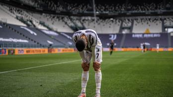 Megsérült Cristiano Ronaldo