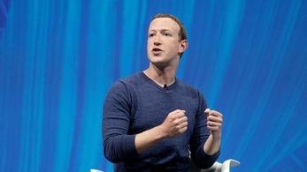 Dollármilliókat költ a Facebook Zuckerberg védelmére