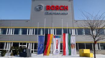 Szolgáltatóközpontot létesít Vecsésen a Bosch