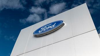Logisztikai bázist létesített Biatorbágyon a Ford