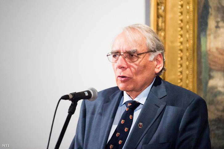 Frank Tibor 2017. június 21-én
