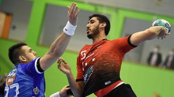 Izgalmas végjátékban a Veszprém nyerte a Magyar Kupát