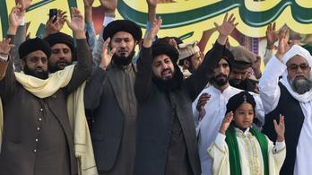 Őrizetbe vettek egy iszlamista vezetőt Pakisztánban