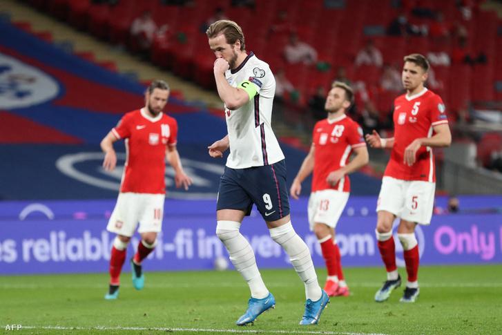 Harry Kane aranyérmet szeretne nyerni az angol válogatottal a nyári Európa-bajnokságon
