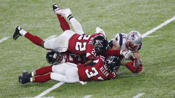 Visszavonult a New England Patriots legendás bajnoka
