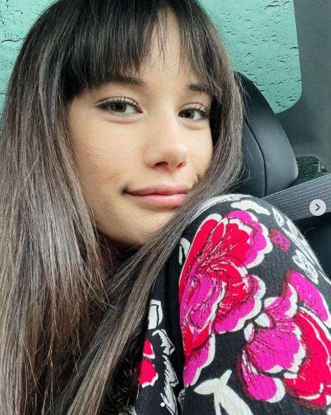 Ella Travolta 21. szülinapja után néhány nappal változtatta meg frizuráját.