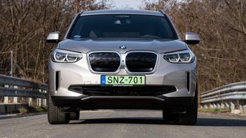 Videó: BMW iX3 2021
