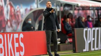 Megvan a BL-szereplő német csapat új edzője