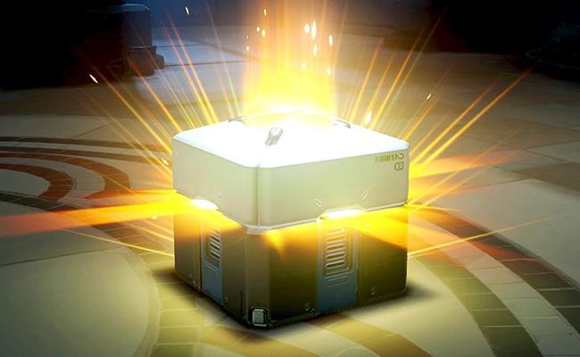 Zsákmánybox at Overwatch-ban (Forrás: Activision-Blizzard)