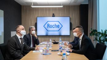 Bővíti budapesti központját a Roche