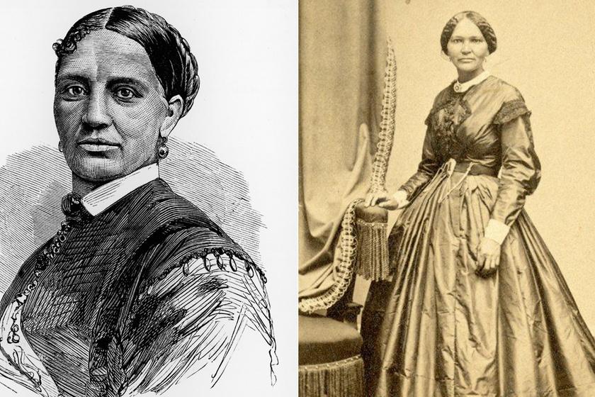 Rabszolgából lett a Fehér Ház first ladyjének varrónője és bizalmasa: Elizabeth Keckley különös története