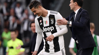 A távozó edző intelme: Szabaduljatok meg Cristiano Ronaldótól!