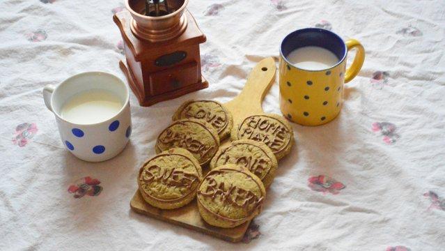 Tökmagos keksz