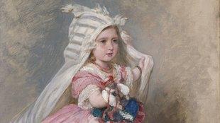 Beatrice, a legkisebb királylány, minden titkok tudója