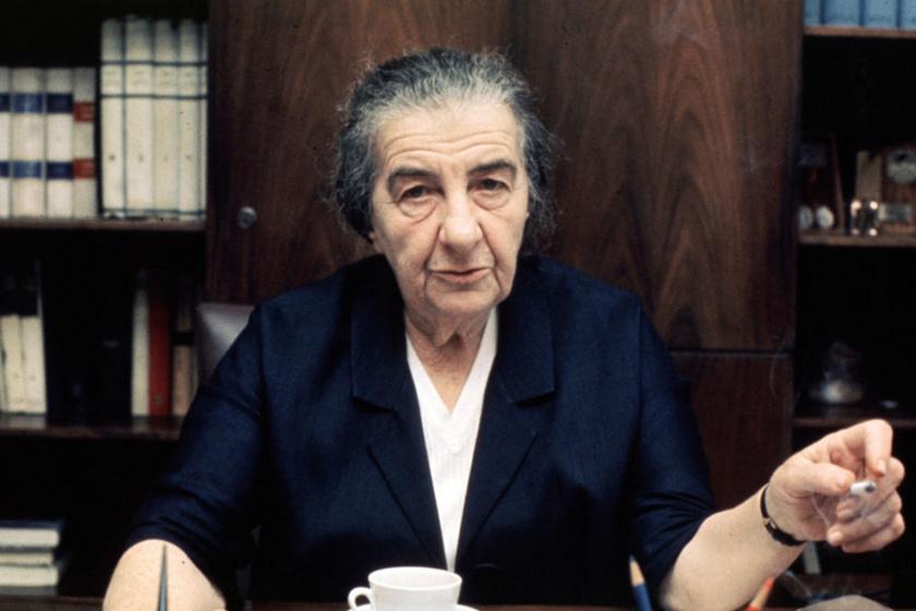 Hogyan lett a bántalmazott kislányból a zsidók királynője Golda Meir? Izrael egyetlen női miniszterelnökének élete