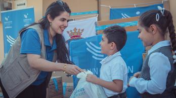 A menekülttáborokból hazatérő iraki családoknak indít gyűjtést az Ökumenikus Segélyszervezet