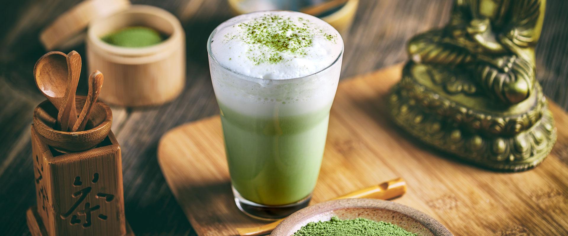 matcha tea zsírégető