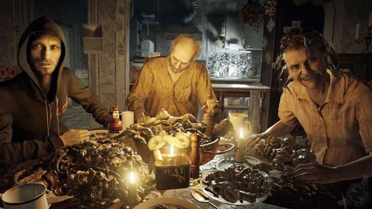 Resident Evil 7 (Forrás: Capcom)