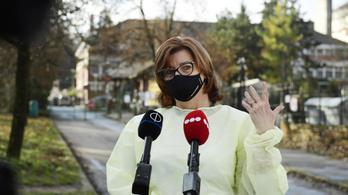 Gy. Németh Erzsébet: Minden felelősség az MLSZ-é és a kormányé a futball-Eb miatt