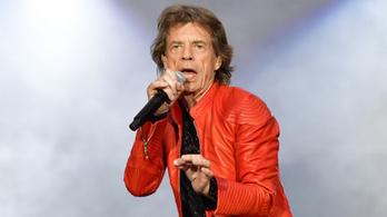 Mick Jagger végre a földi élvezetek édenkertjében érzi magát