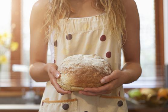 Nincs is jobb egy adag házi kenyérnél.