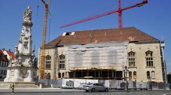 Két év múlva a Pénzügyminisztérium lesz a Mátyás templom szomszédja, 55 milliárdba kerül