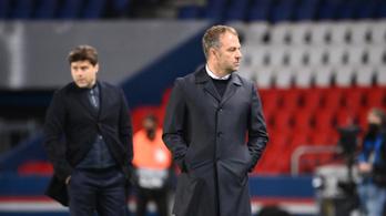 Hansi Flick: A jobb csapat búcsúzott a BL-ből