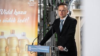 Újabb 30 milliárdos beruházási támogatást jelentett be Szijjártó Péter